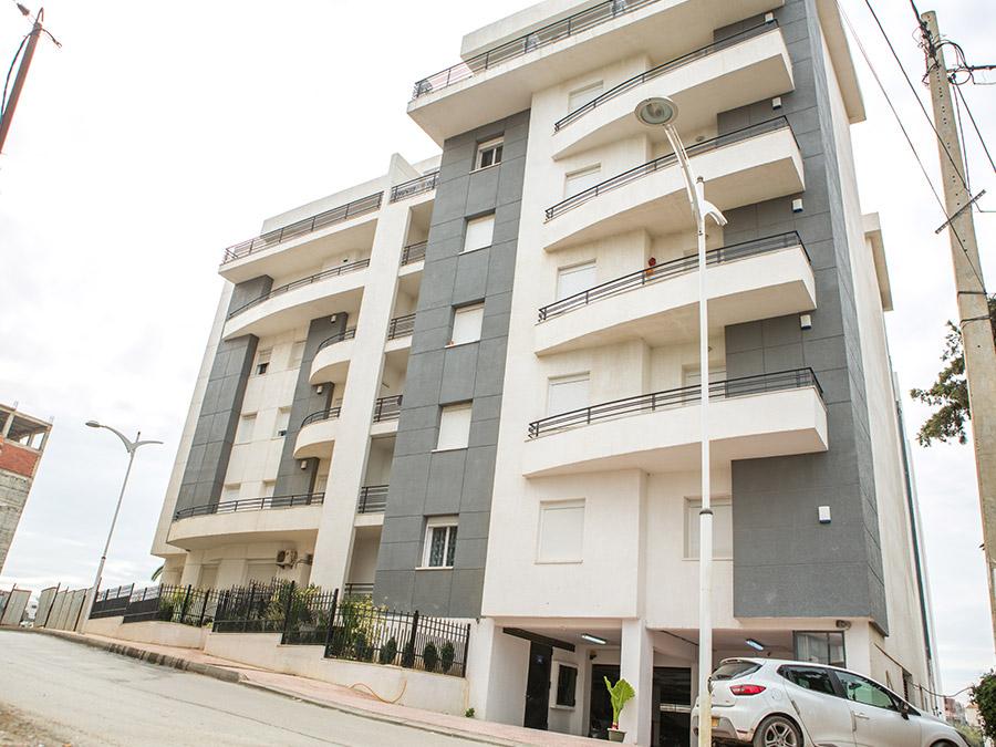 R sidence le belvedere des appartements haut standing dar diaf cheraga alger - Residence de haut standing ...